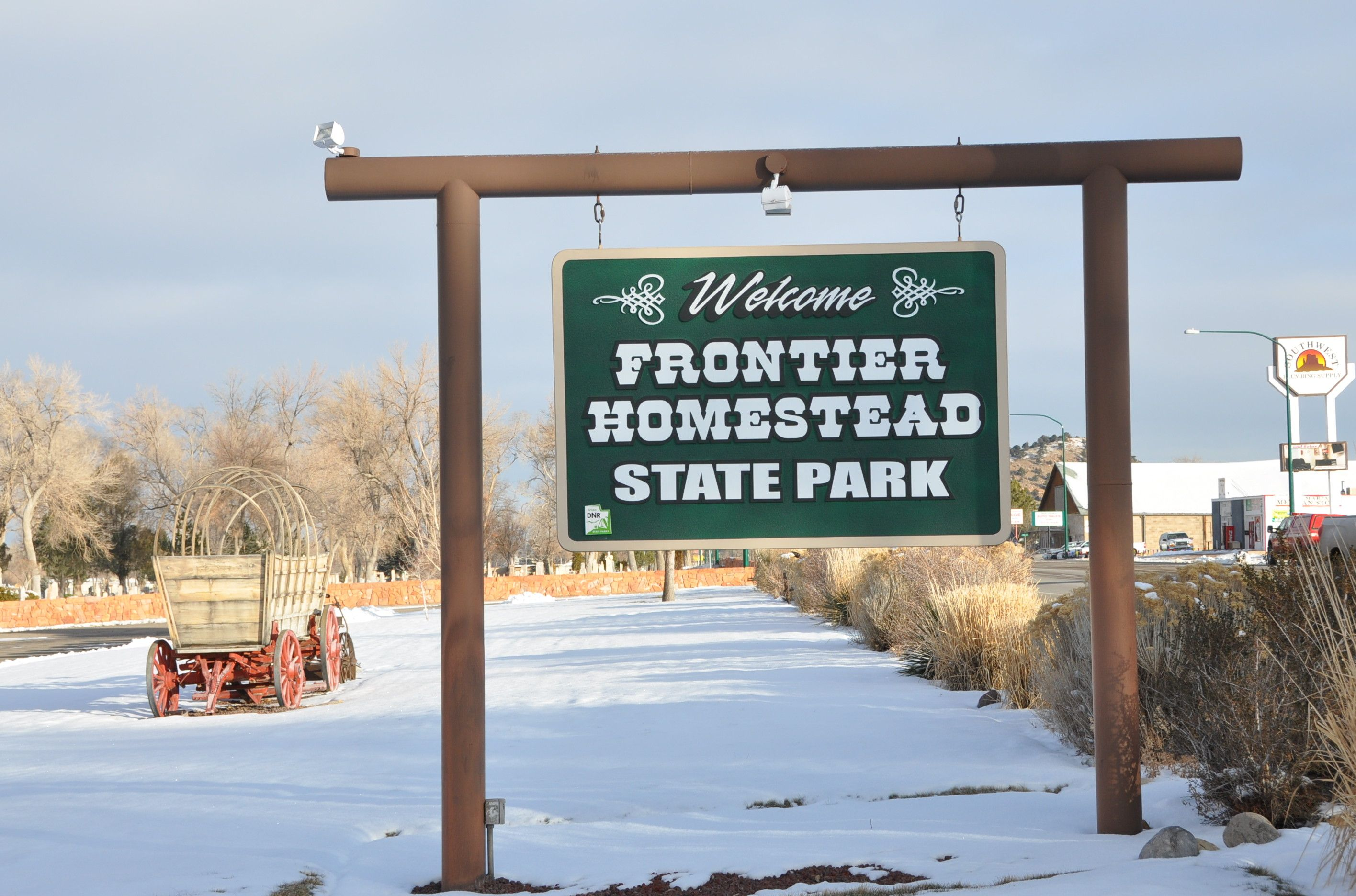 Frontier Homestead State Park, Cedar City UT