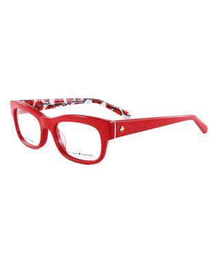 Red Dot Karena Eyeglasses