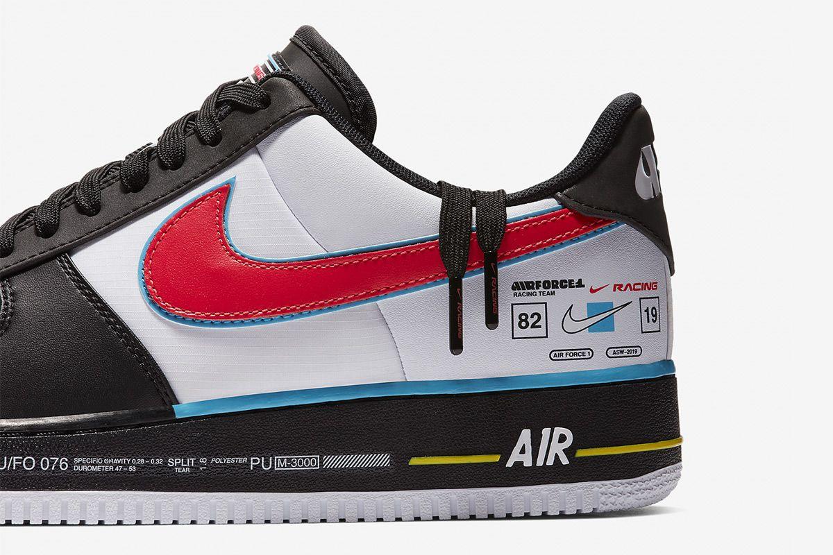 Nike szykuje na NBA All Star Game buty Air Force 1