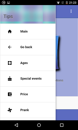 Out of ideas for a gift? Your dear has already everything needed?<br>Have a look in this app, you will find many ideas and suggestions to surprise the person you like.<p>Tip aims to be your to-go partner when you need to haver gift ideas for any occasion. This app offers also a simple way to save your gift ideas. <p>Gifts for every ocasion! Gift Ideas has a continously growing database of great gift ideas!<p>Revolutionize your shopping experience with Best Gift! <p>Take good Black Friday…