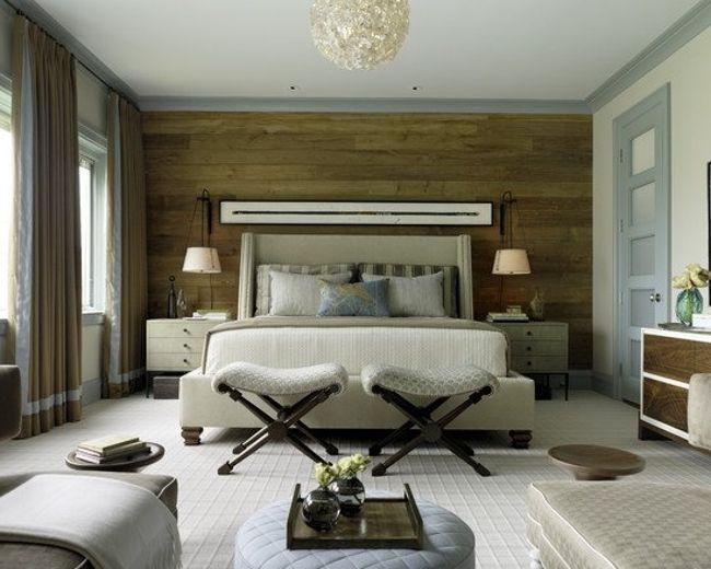 Modern Rustic Bedroom   Szukaj W Google