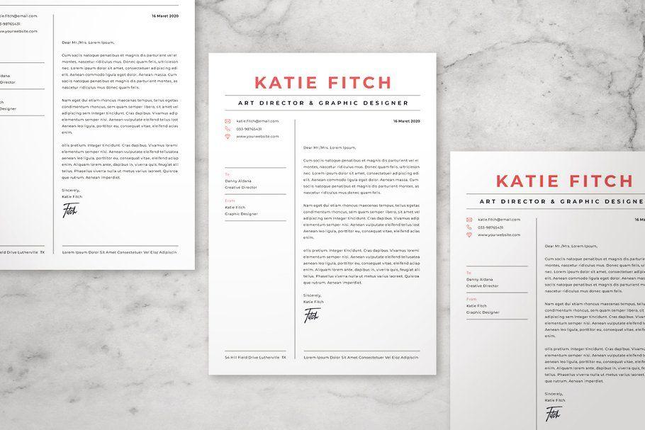 CV Resume in 2020 Cover letter for resume, Cover letter