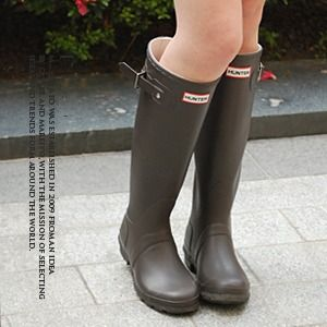 Nothing like a pair of Wellies | Rain boot