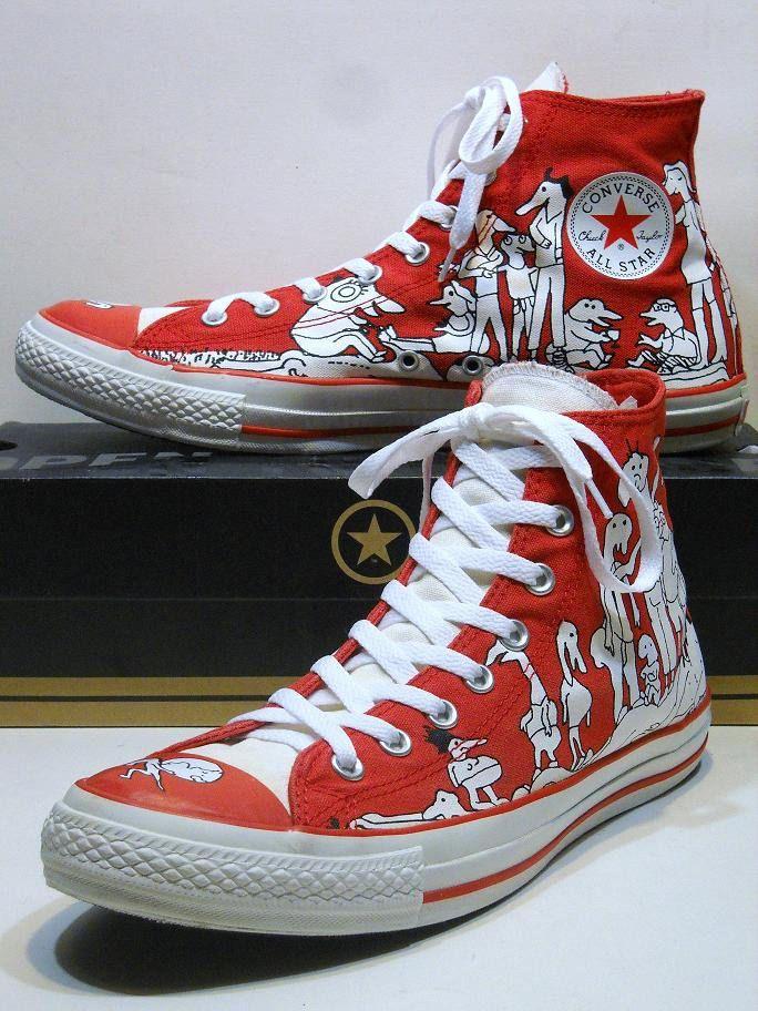 4a62a3d32fb1 Converse 1HUND(RED) - Cannanes