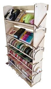 Ribbon Organizer And Dispenser Photo Above Two 2 Pps And One