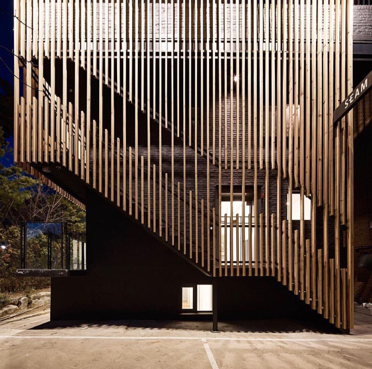 Treppenhaus architektur aussen  Pin von paNg ^^ auf Staircase | Pinterest | Lounges, Privat und Treppe