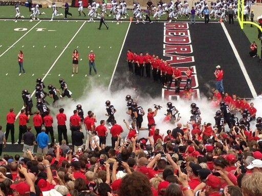 Way Cool Game Texas Tech Vs Sfa Texas Tech Football Texas Tech Tech Football