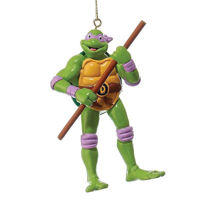 Teenage Mutant Ninja Turtles Donatello Christmas Ornament, Multicolor