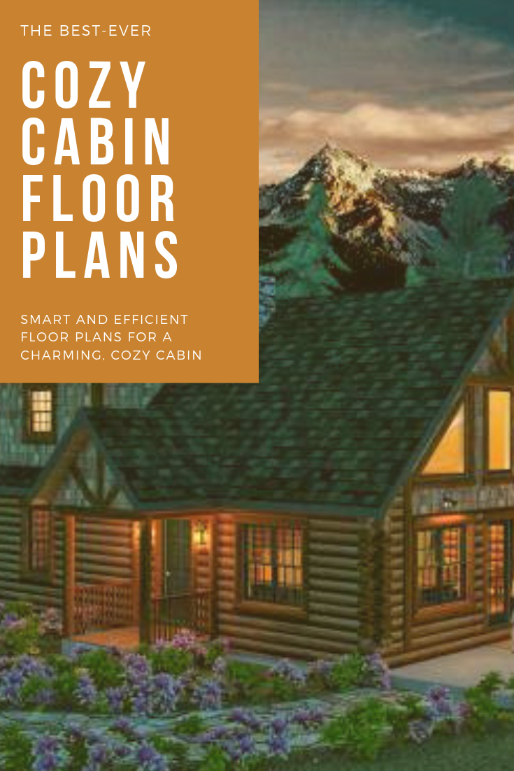 Cozy Cabin Floor Plans Cabin Floor Plans Cabin Floor Cozy Cabin