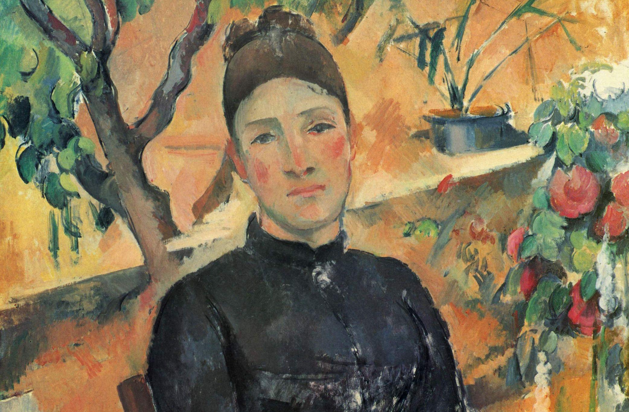 """Madame Cézanne"" | Art in New York"