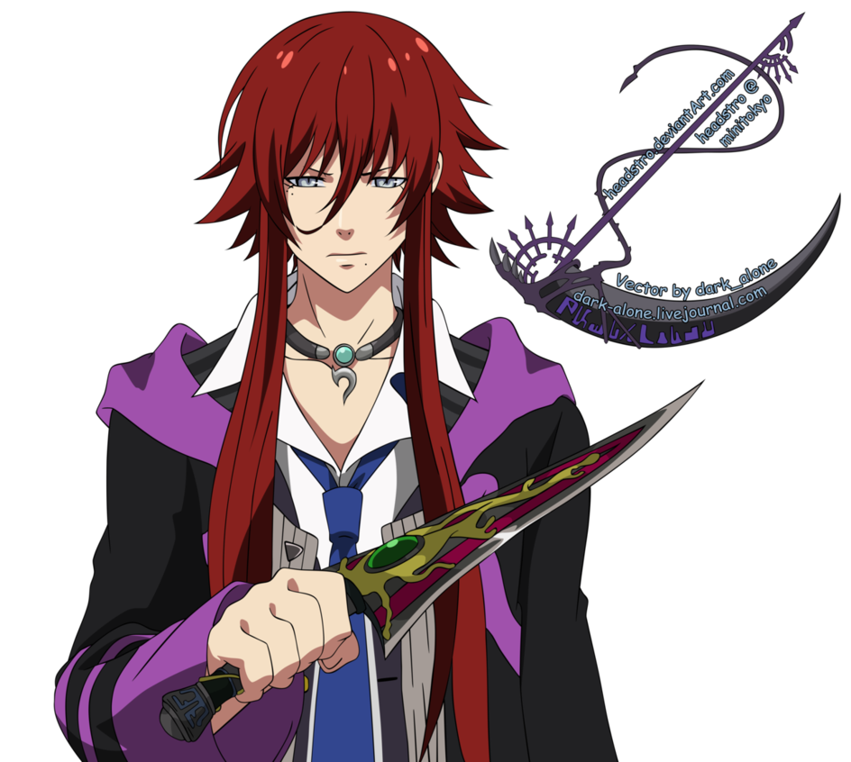 Loki Laevatein 2 Kamigami no Asobi Vector by headstro