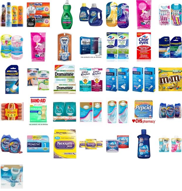 36 New Printable Coupons For Oxi Clean M M S Nexium More Direct Links Http Www Iheartcoupons Net 2017 Printable Coupons Printables Miniature Art