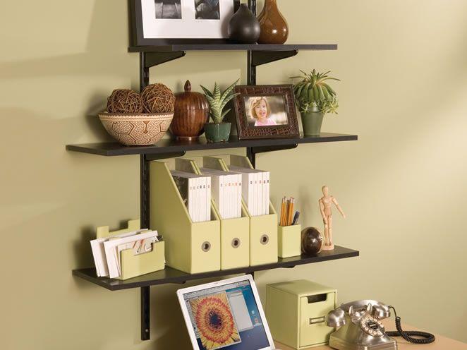 Twin Track Shelving Brackets Shelving Rubbermaid Black Wall Uprights And Black Brackets Shelves Wood Shelves Rubbermaid