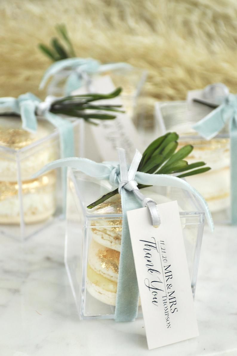 Pre Order Only Available Mid December Wedding Favors For Etsy In 2020 Personalized Wedding Favor Box Wedding Favors For Guests Wedding Favor Boxes