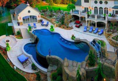 Mansiones De Lujo Por Dentro Y Por Fuera Mas Hermosas