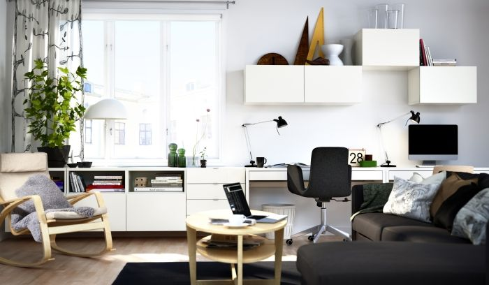 Products Ikea Home Office Living Room