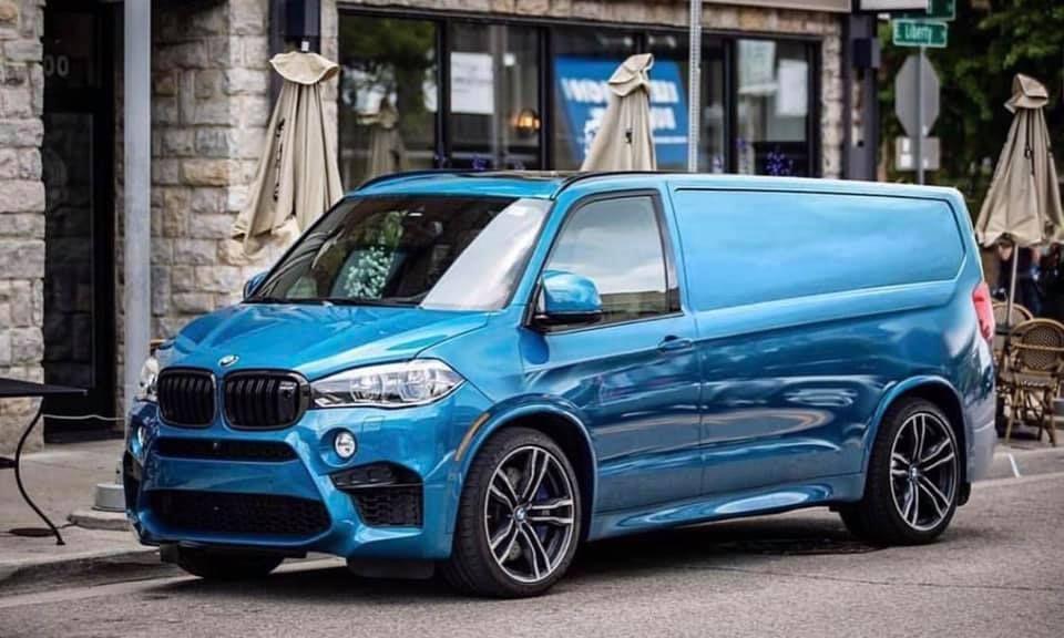 Bmw X10 2022 Van Bmw X5 M Bmw Bmw Wagon
