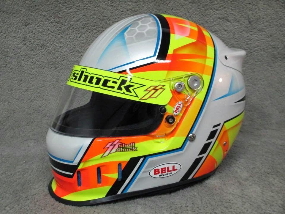 Bell GTX.2 A.Felker 2014 by Shell Shock