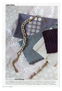 Journal de la Maison Collection Milan 01/2012