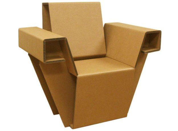 card board furniture. Cardboard Furniture Paves The Way For Affordable Modern Designs [Pics Card Board V