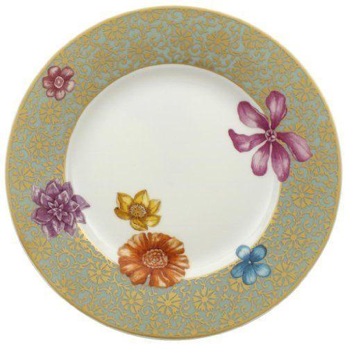 Villeroy Boch Aureus 8 1 2 Inch Salad Plate Blossom By Villeroy