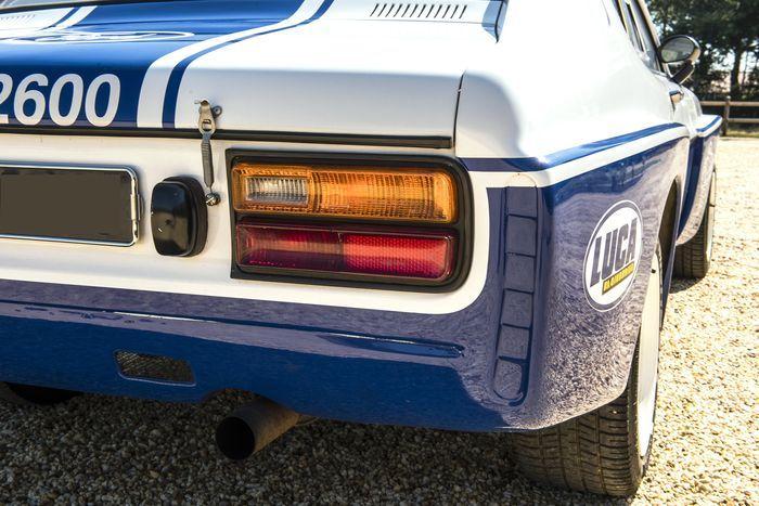 Ford- Capri RS 2600 Rally-1970
