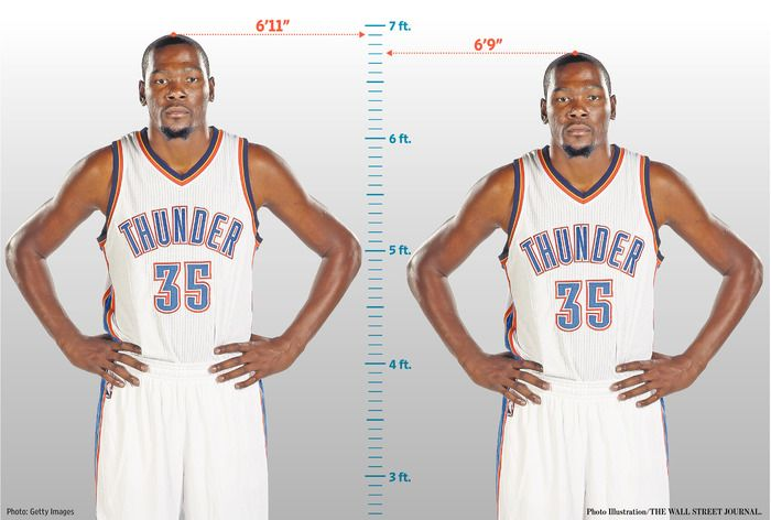 eed54bca2ed Why NBA Players Lie About Their Height
