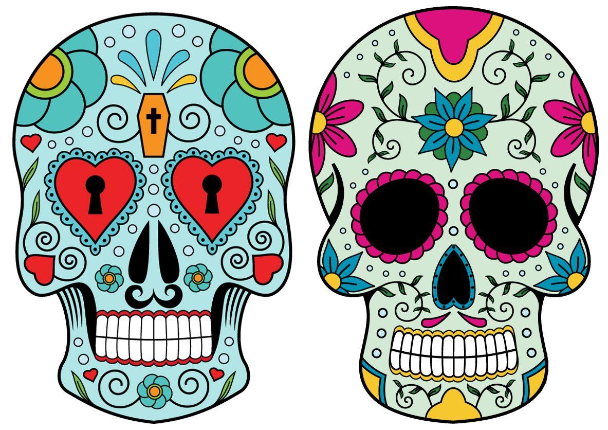 Pin de Erica Nagel en stain glass patterns | Pinterest | Calaveras ...