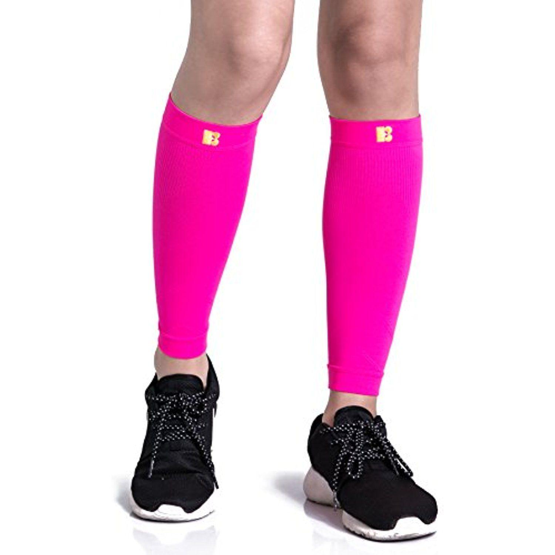 Bracoo advanced compression leg sleeves ergonomically