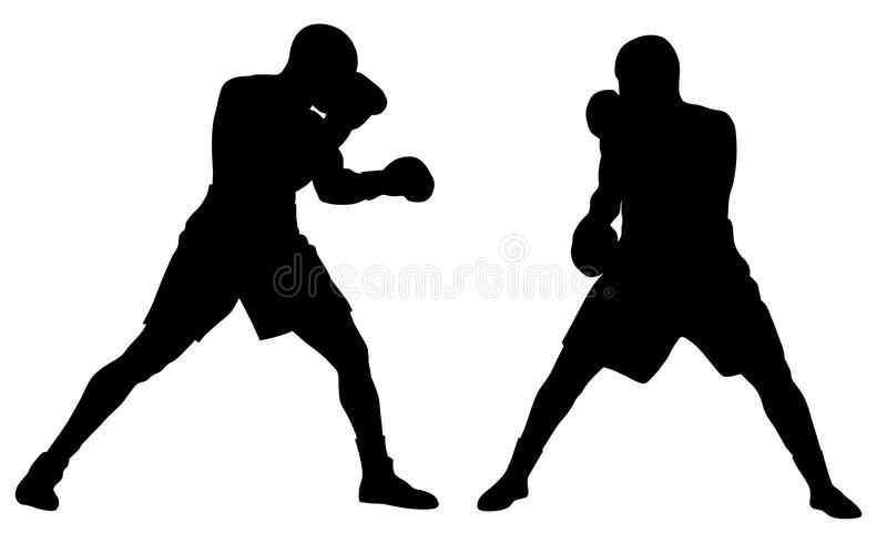 8x10 FT Backdrop Photographers,Black Silhouettes of Professional Boxers Fighters Combative Exercise Punch Attack Background for Kid Baby Artistic Portrait Photo Shoot Studio Props Video Drape