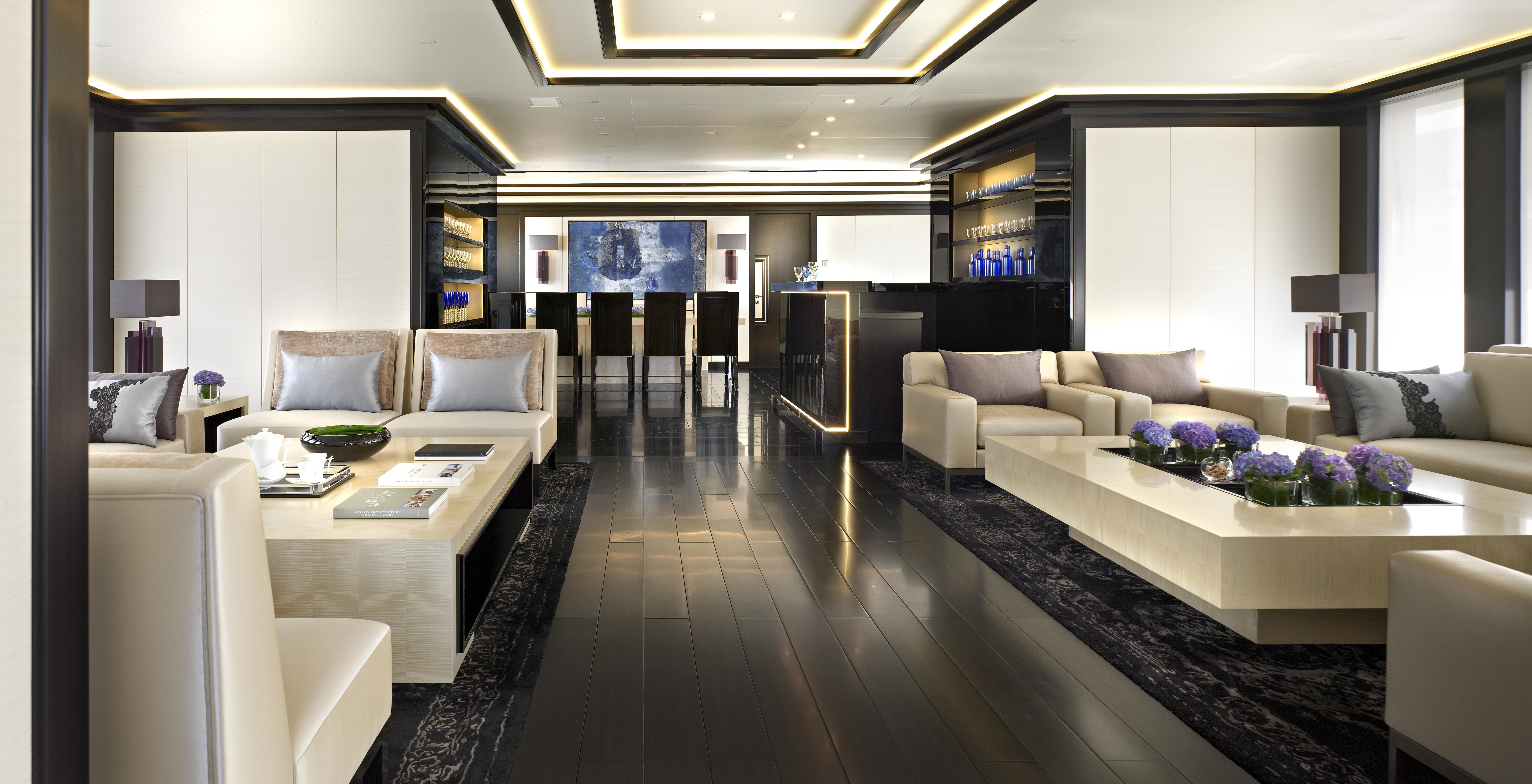 Astounding Contemporary Yacht Interior Contemporary - Simple Design ...