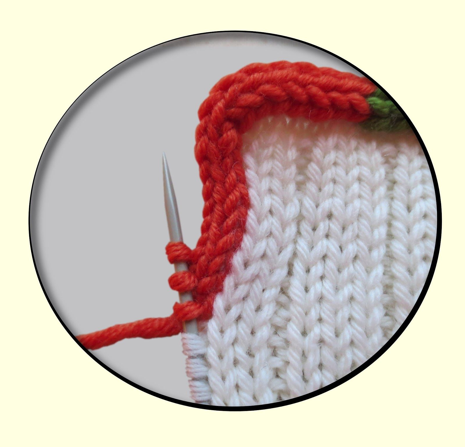 TECHknitting: I cord bind-off, I-cord selvedge border | punto ...