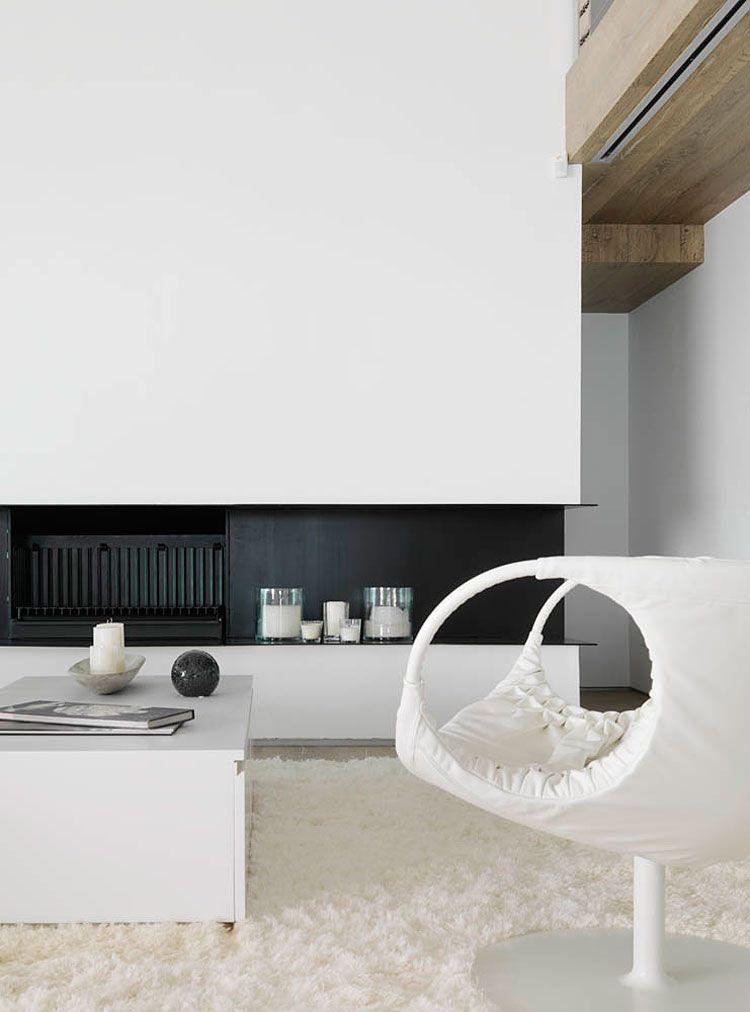 Pure White Interior by Susanna Cots | Home&Decor | Pinterest