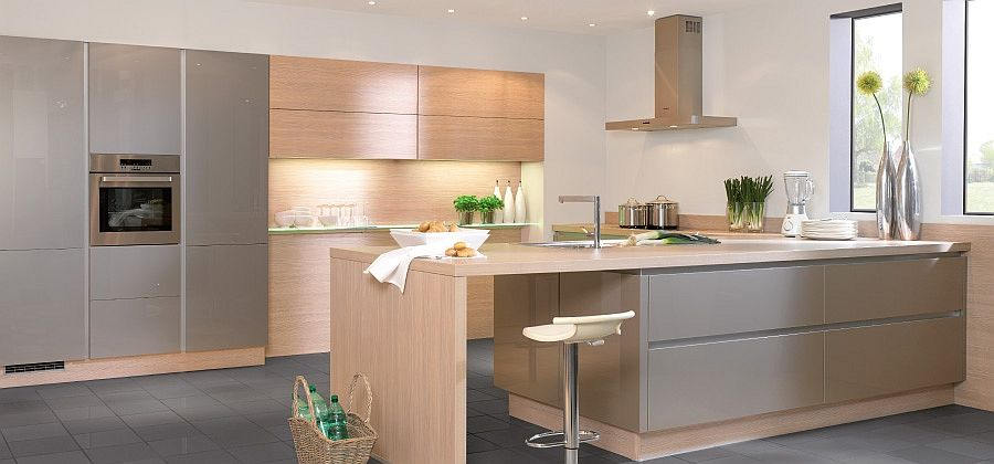 U Küchen Modern | Wotzc.com Einbauküchen U Form Modern
