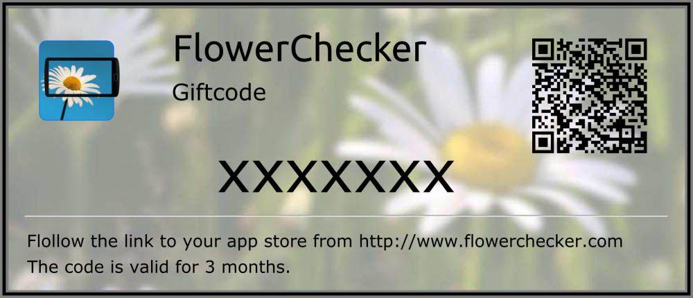 Flowerchecker plant identification app plant