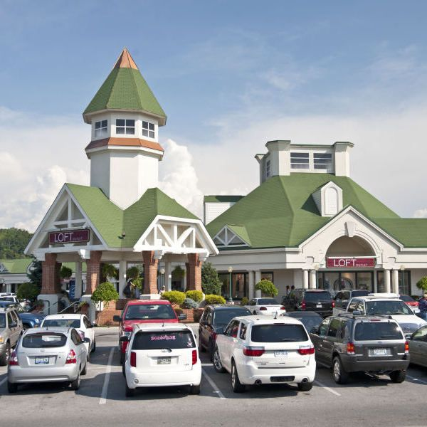 outlet shopping tanger five oaks sevierville tn best prices ever rh pinterest com