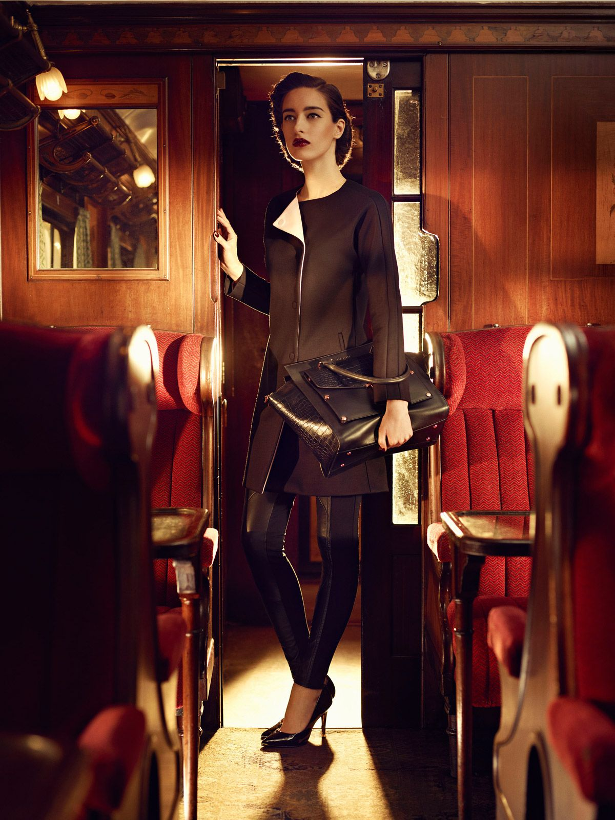 e5fa32be0c2 Ted Baker AW13 Lookbook - Take the Scenic Route | ~ I'll Be Seeing ...