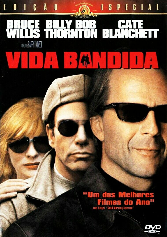 Vida Bandida Com Imagens Bruce Willis Filme Vida Cartazes De