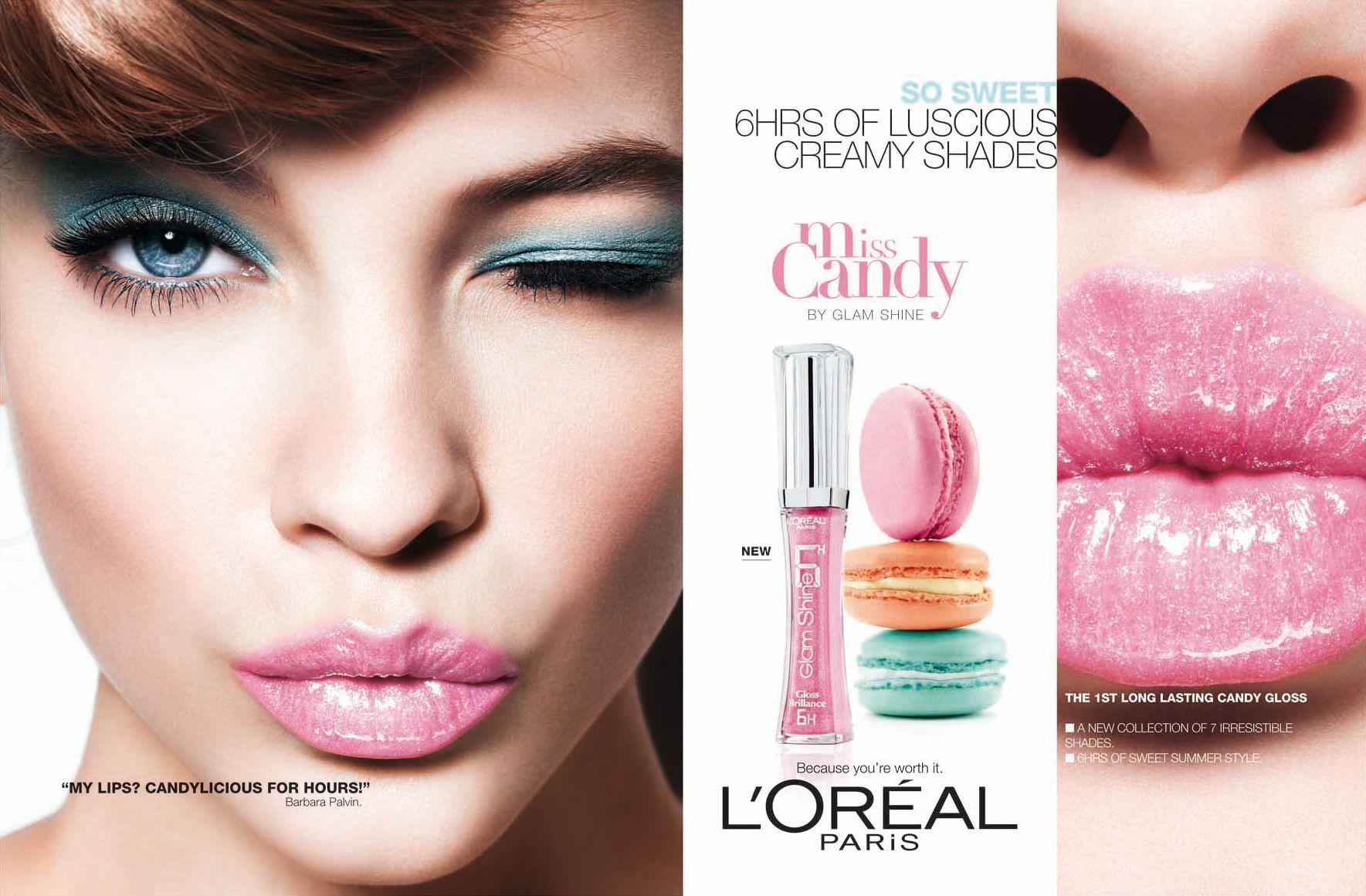 Campanha L'Oréal Paris - Canadá