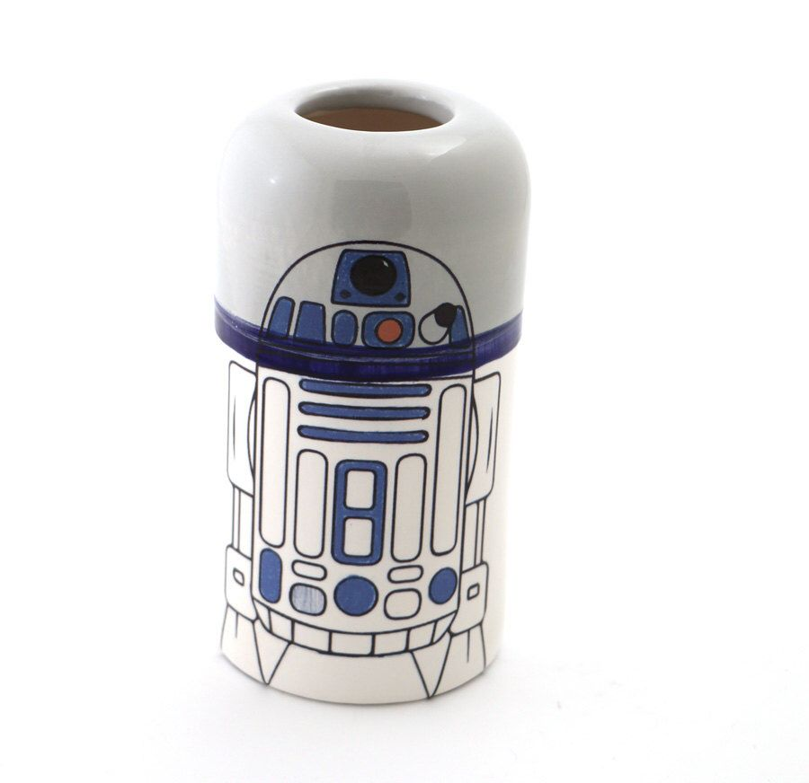 Star Wars Living Room Art: Star Wars (R) R2D2 (R) Ceramic Vase, Home And Living