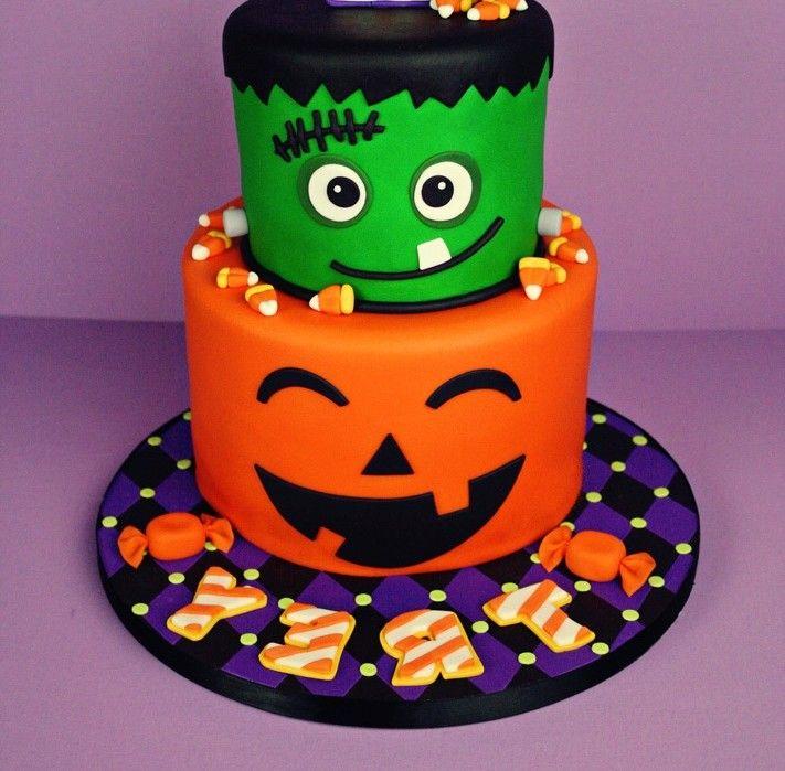 Halloween Birthday Cake Recipes Cool Halloween Birthday Cakes