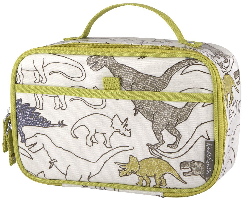 Thermos By Dwell Studio Insulated Lunch Box Dinosaurs School