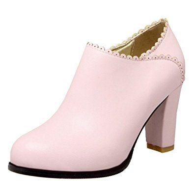 Mode Kurze Stiefel Mit Taoffen Damen Ankle Pumps Boots TlKJ3Fcu1