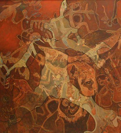 Eddi Kewley Art - Reinis Zusters