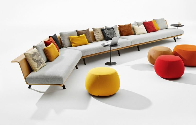 italienische sofas arper italienische designermöbel neu kollektion ... - Italienische Designer Mobel
