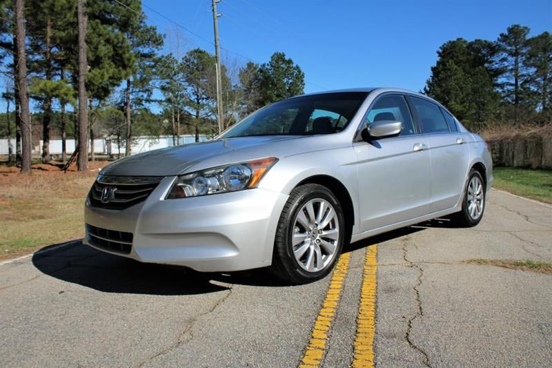 2012 Honda Accord EX L V6 4dr Sedan in Garner near Raleigh