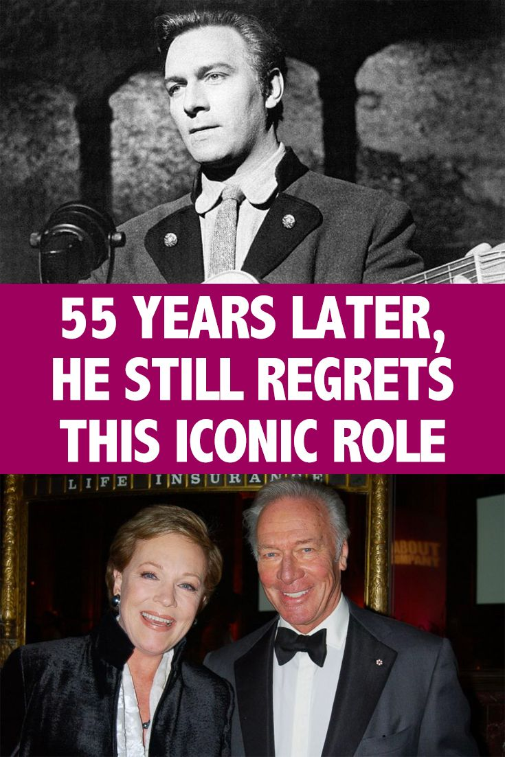 55 years later he still regrets this iconic role actors