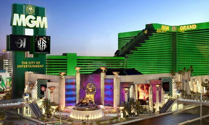 mgm Las Vegas shop Las Vegas Honeymoons at MGM Grand