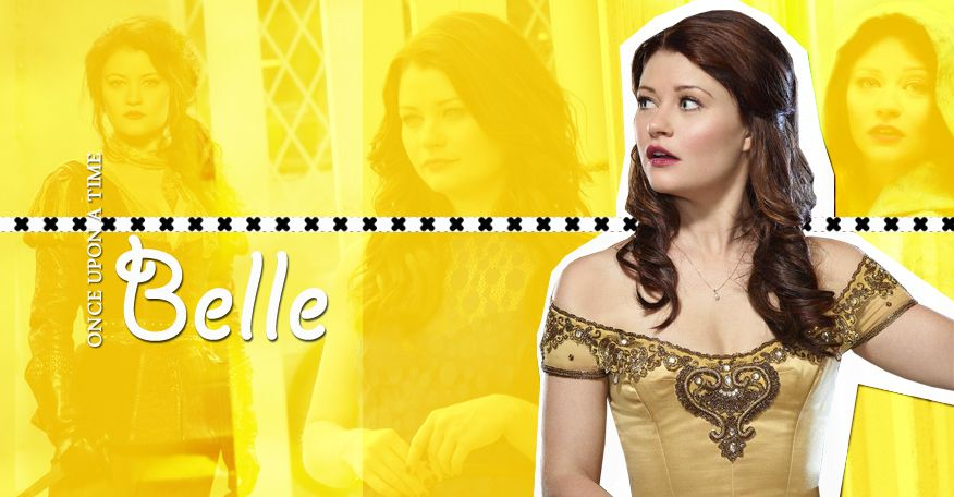Belle (OUAT) by titaniaerza on DeviantArt