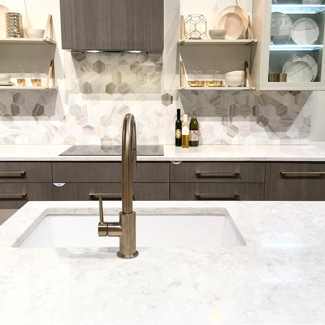 Quartz Kitchen Countertops, Kitchen Design